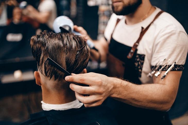 Best stylish Men Hairdresser