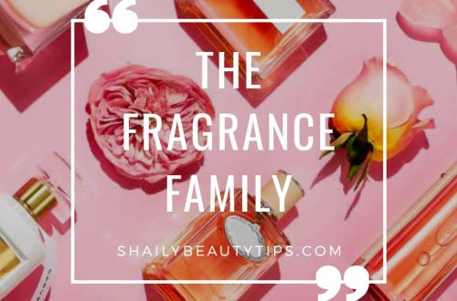 the fragrance family