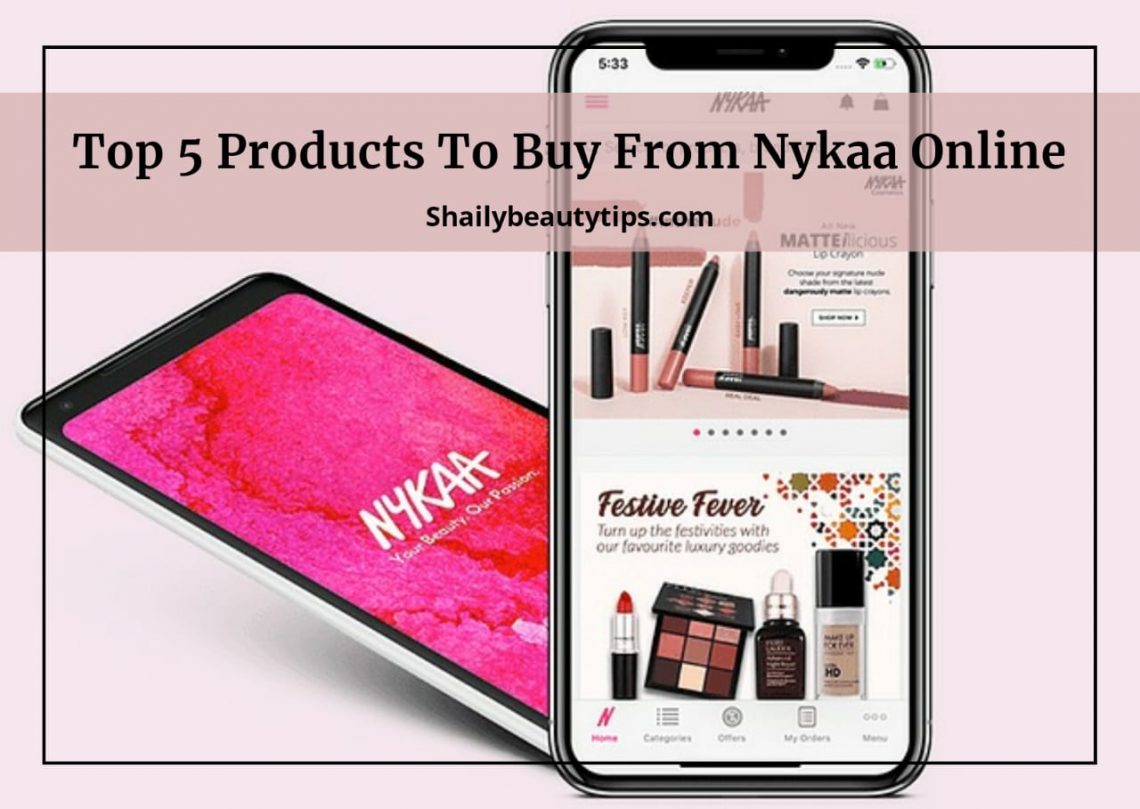 Nykaa Online Shopping