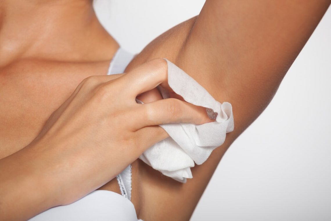 Everything You Need to Know About Anti-Sweat Wipes