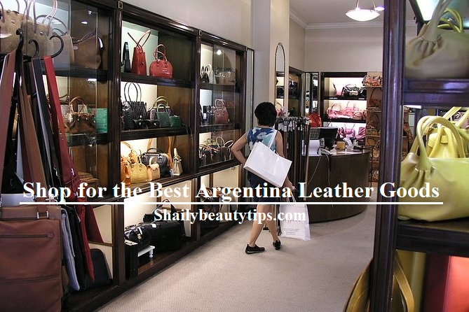 Shop for the Best Argentina Leather Goods