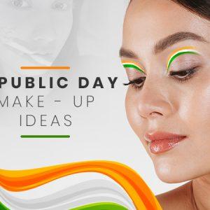 Republic Day 13 Most Amazing Makeup Ideas