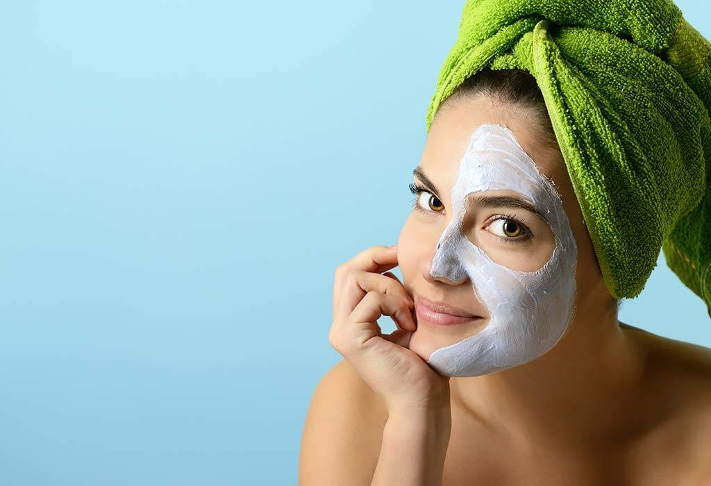 Winter Skin Care Homemade Face Packs