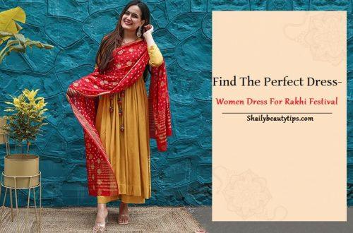 Dress For Rakhi Festival